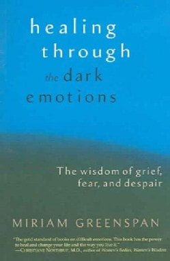 Healing Through the Dark Emotions: The Wisdom of Grief, Fear, and Despair (Paperback)
