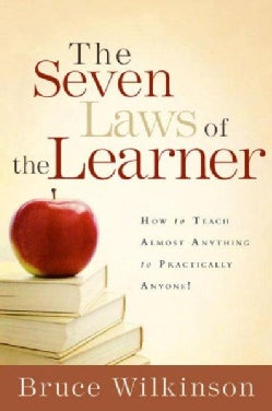 The Seven Laws Of The Learner (Hardcover)