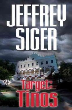 Target Tinos: An Inspector Kaldis Mystery (Paperback)