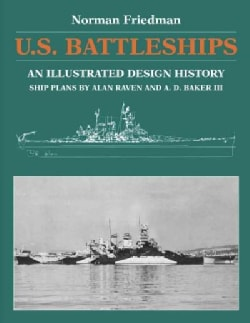 U.S. Battleships: An Illustrated Design History (Paperback)