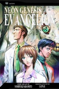 Neon Genesis Evangelion 8 (Paperback)