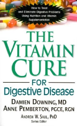 The Vitamin Cure for Digestive Disease (Paperback)