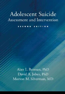 Adolescent Suicide: Assessment And Intervention (Hardcover)