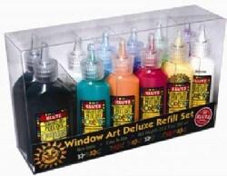Window Art Deluxe Refill Set (Toy)