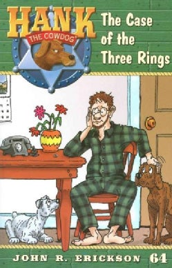 The Case of the Three Rings (Paperback)