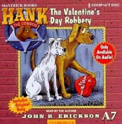 The Valentine's Day Robbery (CD-Audio)