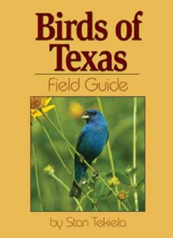 Birds Of Texas Field Guide (Paperback)