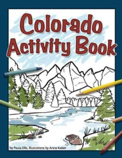 Colorado Activity Book (Paperback)