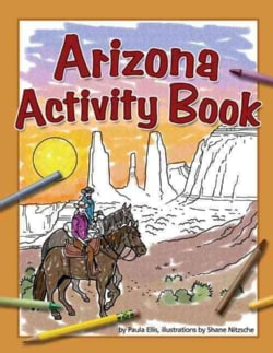 Arizona Activity Book (Paperback)