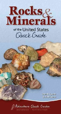 Rocks & Minerals of the United States Quick Guide (Paperback)