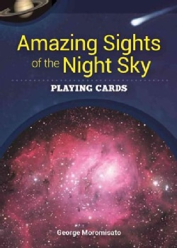 Amazing Sights of the Night Sky Playing Cards (Cards)