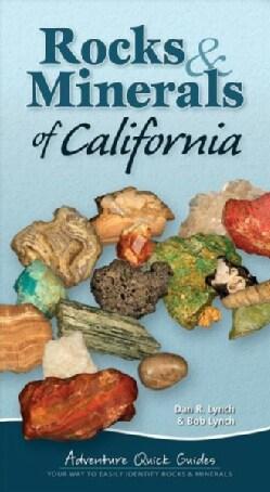 Rocks & Minerals of California (Paperback)
