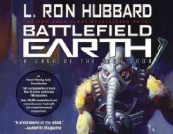 Battlefield Earth: A Saga of the Year 3000 (CD-Audio)