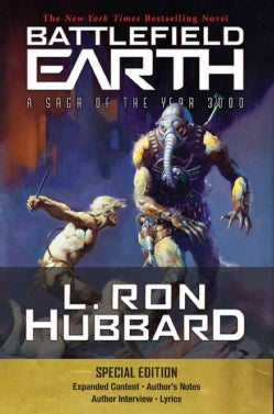 Battlefield Earth: A Saga of the Year 3000 (Paperback)