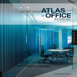 Atlas of Office Interiors (Hardcover)