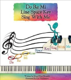Do Re Mi, Line Space Key, Sing With Me (Paperback)