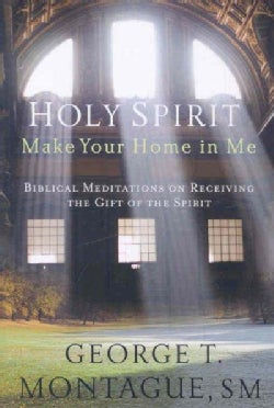 Holy Spirit, Make Your Home in Me: Biblical Meditations on Receiving the Gift of the Spirit (Paperback)