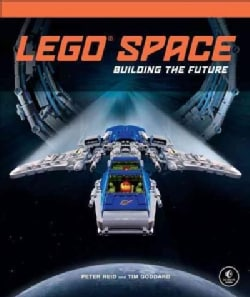 Lego Space: Building the Future (Hardcover)