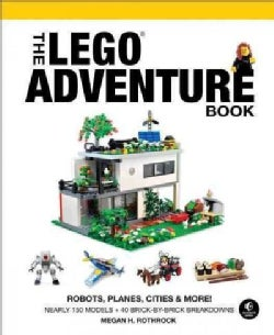The Lego Adventure Book: Robots, Planes, Cities & More! (Hardcover)