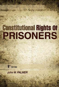 Constitutional Rights of Prisoners (Paperback)