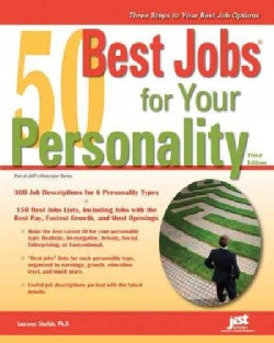 50 Best Jobs for Your Personality (Paperback)