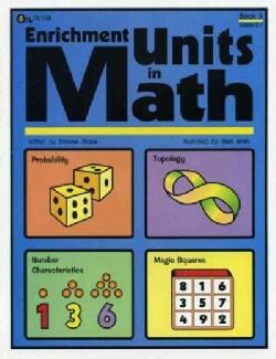 Enrichment Units in Math: Book 3 (Paperback)