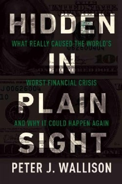 Hidden in Plain Sight: What Really Caused the World's Worst Financial Crisis and Why It Could Happen Again (Paperback)