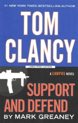Tom Clancy Support and Defend (Paperback)