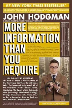 More Information Than You Require (Paperback)