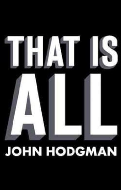 That Is All (Paperback)