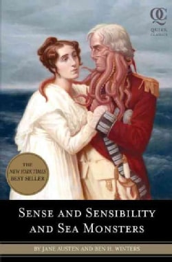Sense and Sensibility and Sea Monsters (Paperback)