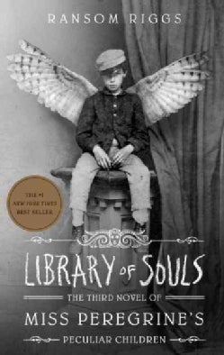 Library of Souls (Paperback)