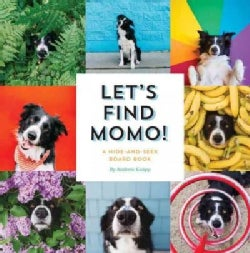 Let's Find Momo! (Board book)
