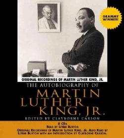 The Autobiography of Martin Luther King, Jr. (CD-Audio)