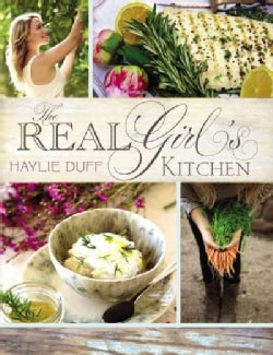 The Real Girl's Kitchen (Paperback)
