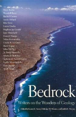 Bedrock: Writers on the Wonders of Geology (Paperback)