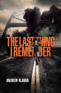 The Last Thing I Remember (Paperback)
