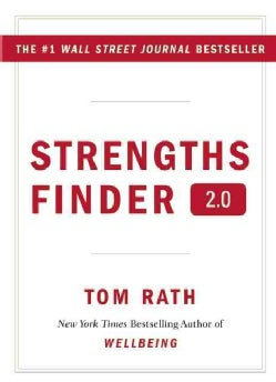 StrengthsFinder 2.0: By the New York Times Bestselling Author of Wellbeing (Hardcover)