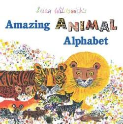 Brian Wildsmith's Amazing Animal Alphabet (Paperback)