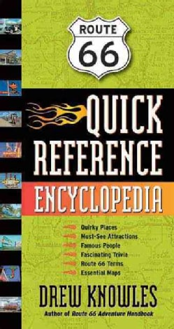 Route 66 Quick Reference Encyclopedia (Paperback)