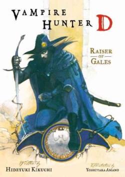 Vampire Hunter D: Raiser of Gales (Paperback)