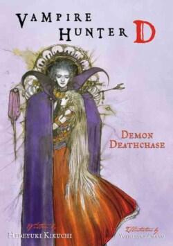 Vampire Hunter D: Demon Deathchase (Paperback)