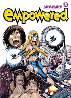 Empowered 5 (Paperback)