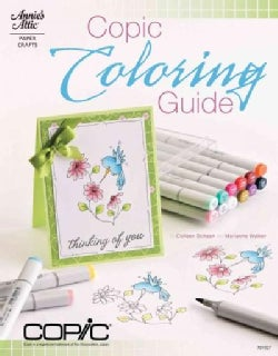 Basics Copic Coloring Guide (Paperback)