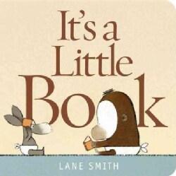 It's a Little Book (Board book)