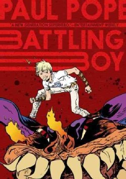 Battling Boy (Hardcover)