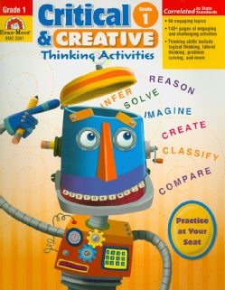 Critical & Creative Thinking Activities, Grade 1 (Paperback)