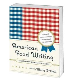 American Food Writing (Paperback)