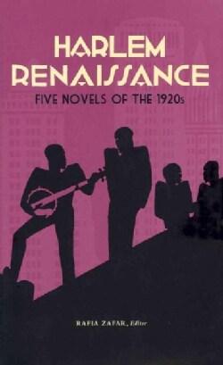 Harlem Renaissance: Five Novels of the 1920s: Cane / Home to Harlem / Quicksand / Plum Bun / The Blacker the Berry (Hardcover)