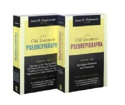 The Old Testament Pseudepigrapha (Paperback)